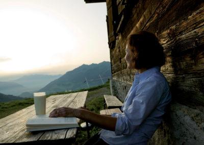 Alpe Staffelfeder Raggal (c) Rafaela Proell - Vorarlberg Tourismus