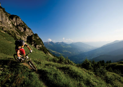 Biken Grosses Walsertal (c) Florian Strigel - Vorarlberg Tourismus