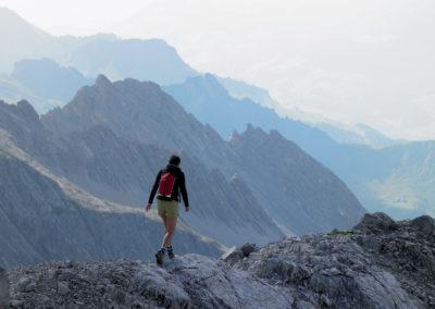 Wandern Kleinwalsertal (c) Alex Kaiser - Vorarlberg Tourismus