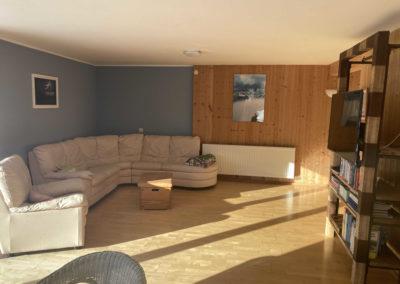 TV-Zimmer Sitzecke